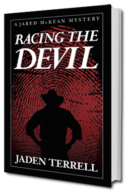 Racing the Devil - Jared McKean Book 1