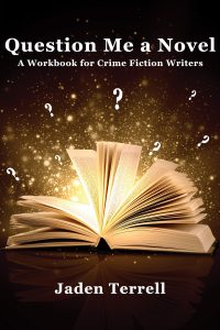 Book cover for the Question Me a Novel Workbook