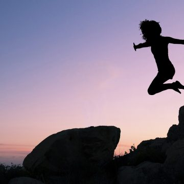 Taking the Leap: Monday Videos on the Craft of Writing